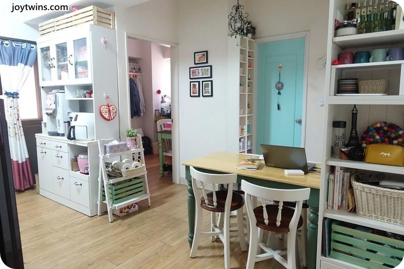 [居家改造]讓廚房餐廳更美好氛圍,小巧思讓家更有溫度