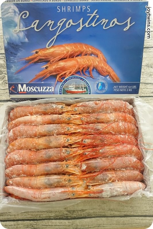 阿根廷天使紅蝦香蒜義大利麵 (13)