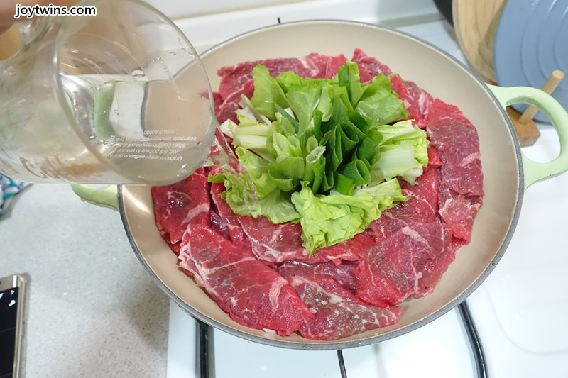 蔥段牛肉鍋 (9)