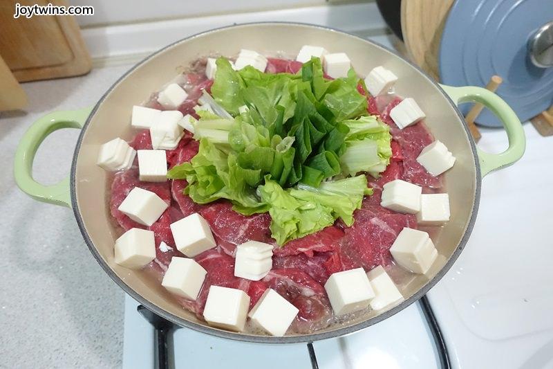蔥段牛肉鍋 (11)