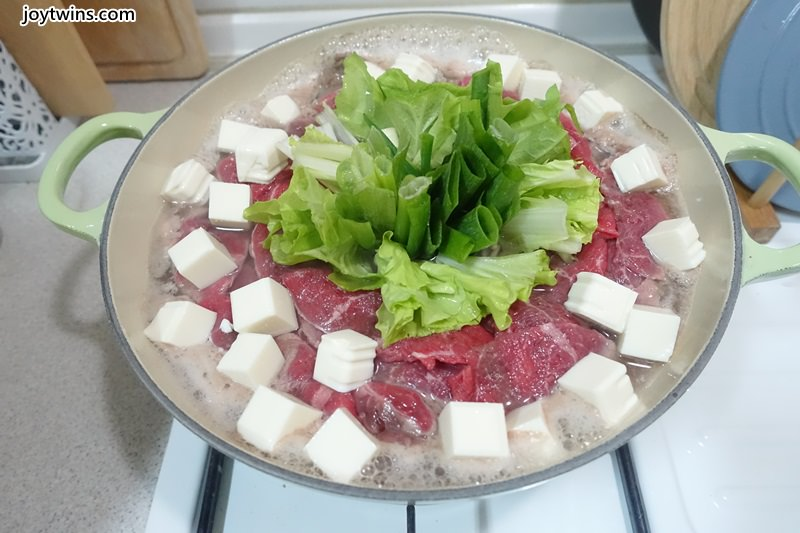 蔥段牛肉鍋 (12)