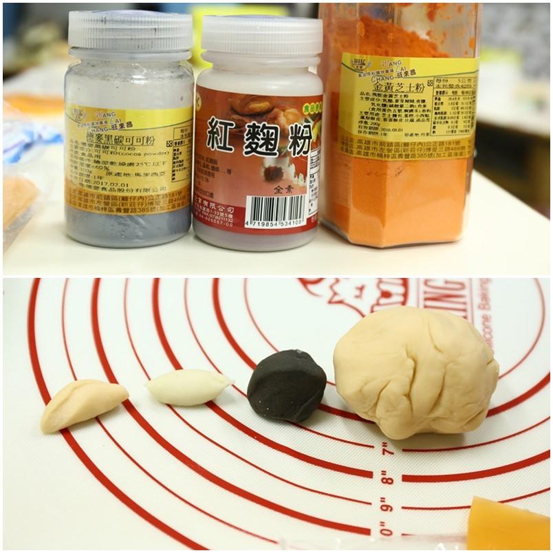手工饅頭小丸子 (4)