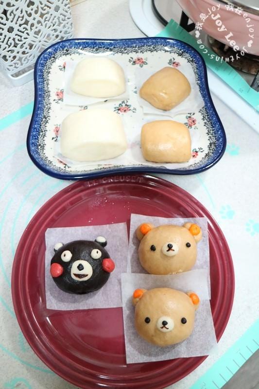造型饅頭 (2)