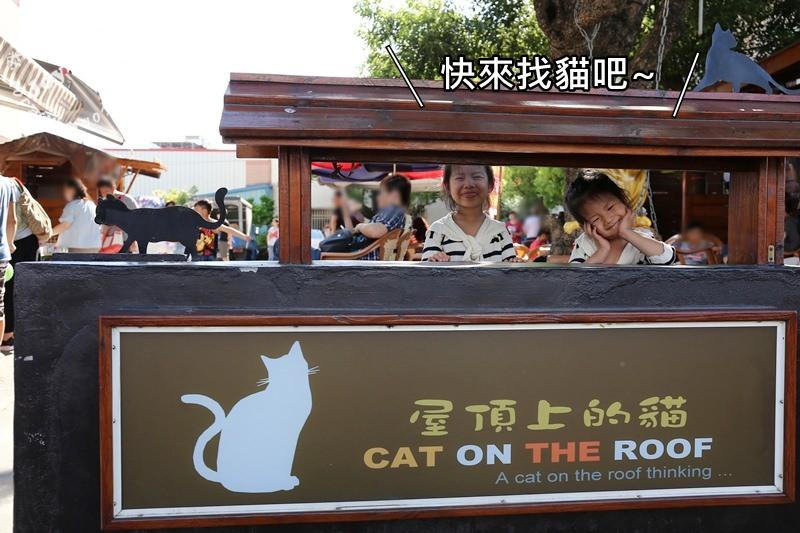 屋頂上的貓 貓咪小學堂 (10)