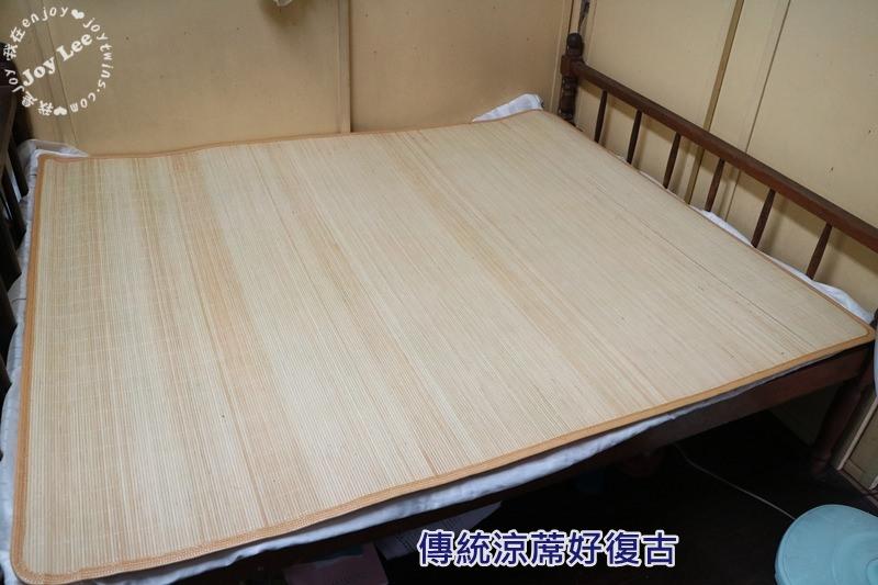 【HOYACASA沁夏涼感】雙人竹纖維空調軟蓆枕套 (5)