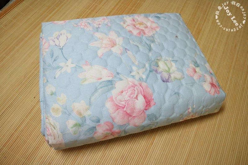 【HOYACASA沁夏涼感】雙人竹纖維空調軟蓆枕套 (6)
