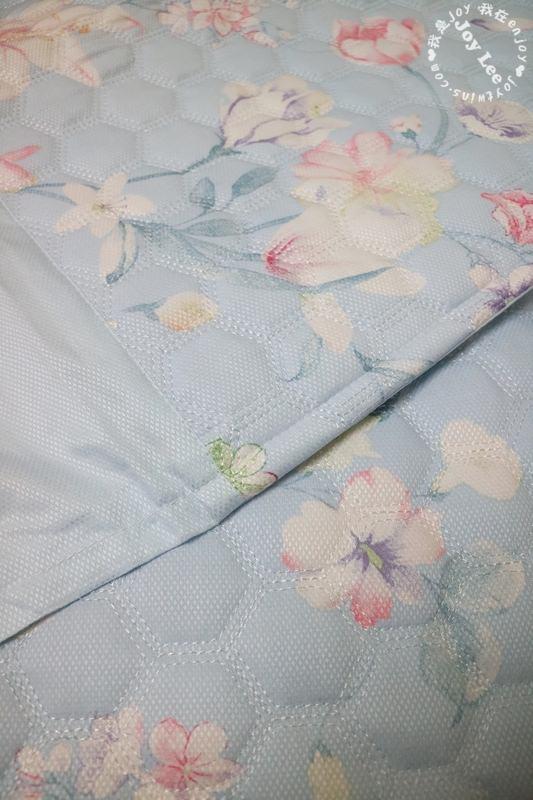 【HOYACASA沁夏涼感】雙人竹纖維空調軟蓆枕套 (10)