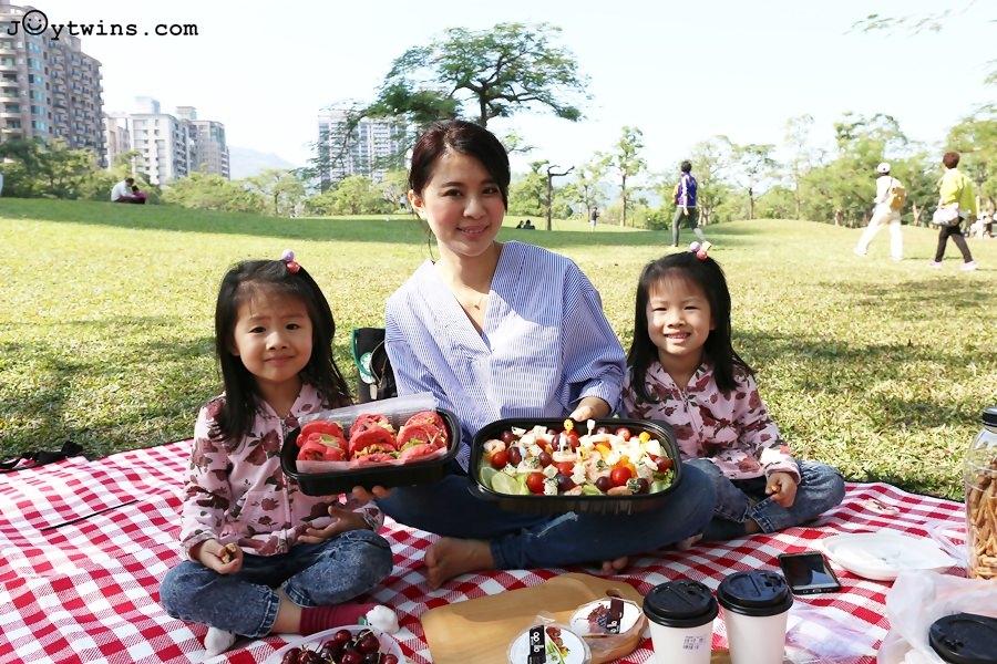 【野餐食譜】Apollo Cheese化身美味野餐小點心,無香精添加讓雙寶吃的健康美味!