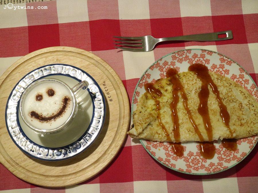 [食譜]不輸早餐店與餐廳的Q彈蛋餅與法式軟餅!(新增蘿蔔絲餅)