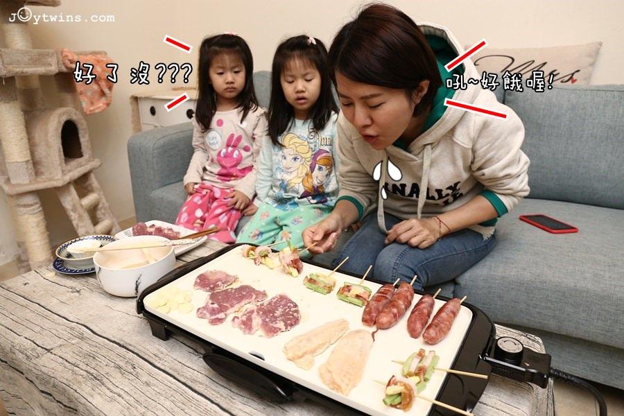 【廚房家電】超方便又美型的美國Oster陶瓷電烤盤(BBQ烤盤),在家享受一等一燒烤樂趣