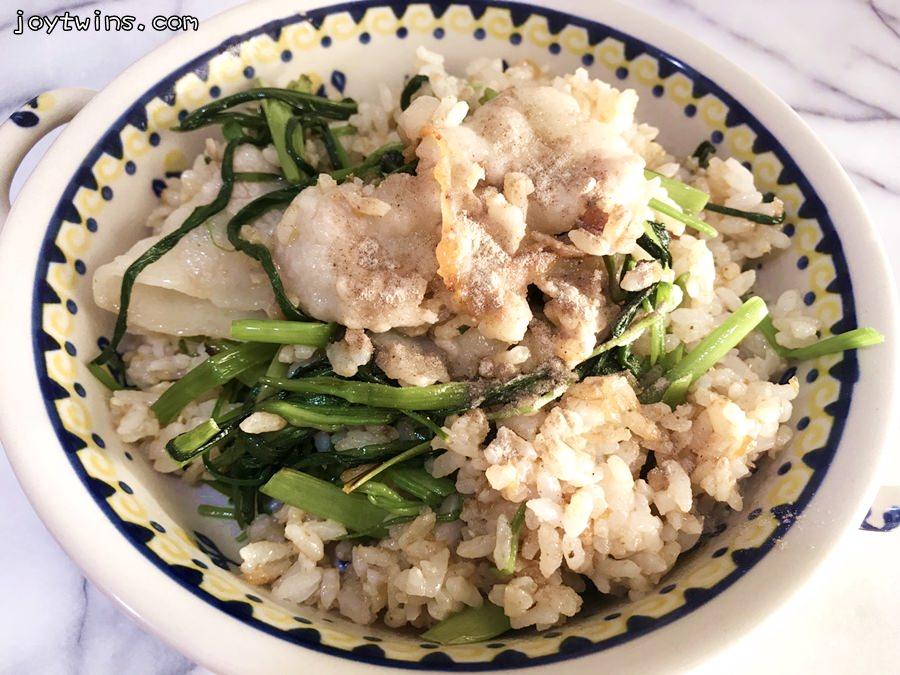 【超市食譜】沙茶豬肉炒飯 美味好做又飽足感 經典台灣味