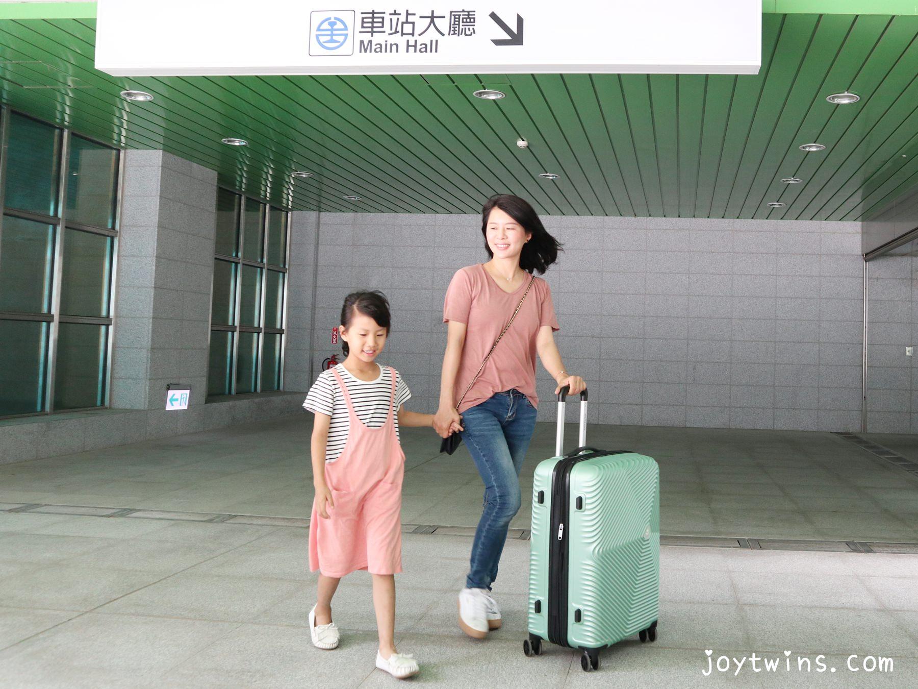 行李箱推薦 KAMI 360行李箱  一起快樂出遊 旅途中的好旅伴就是這一咖