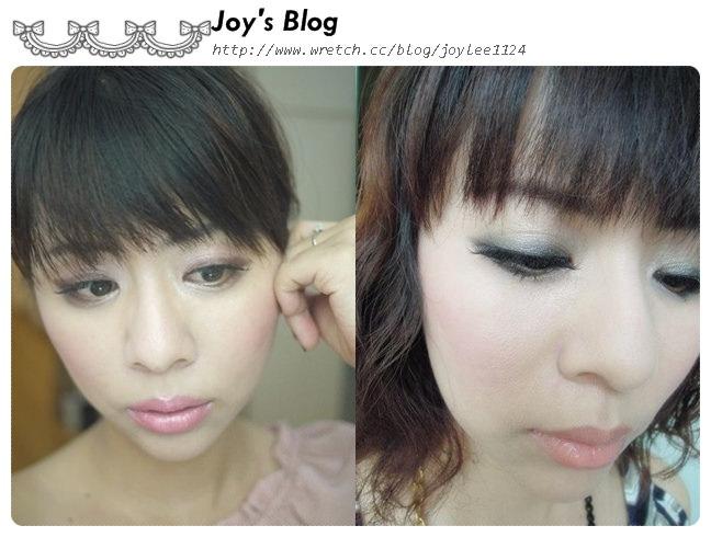 [Make up]Lunasul晶巧光燦眼盒-05霧光棕 /02柔燦棕彩妝示範