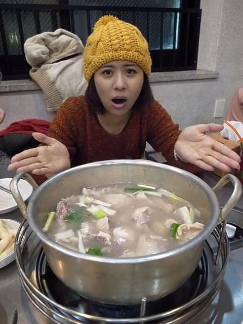 [首爾]好吃、好騷!陳玉華一隻雞~
