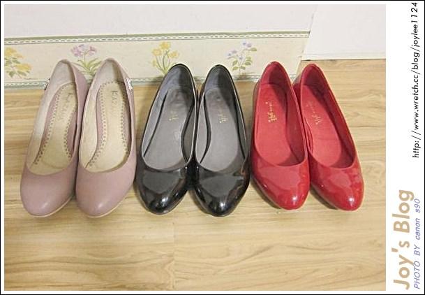 [敗物]三雙必備款鞋子、bling bling錶、細皮帶與蕾絲短褲來囉!