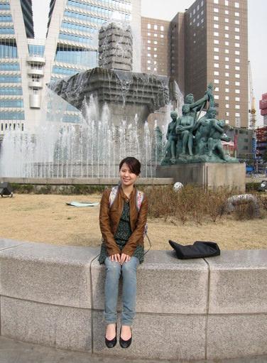 哈囉~首爾!初次見面!