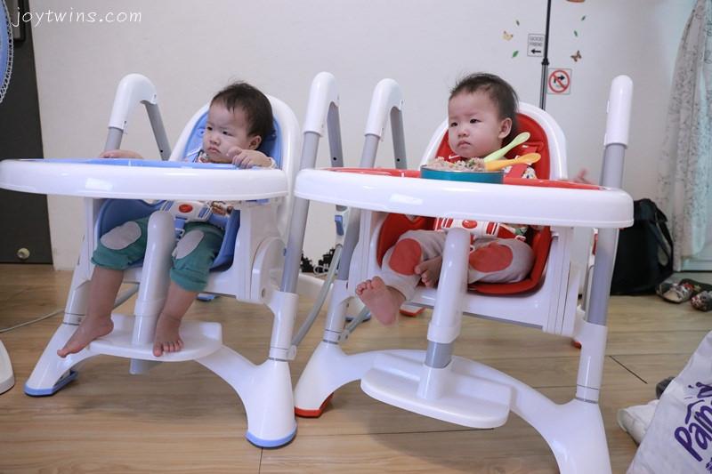 [育兒好物]台灣製造的BIMBO幼兒餐椅~變形金剛來我家報到!