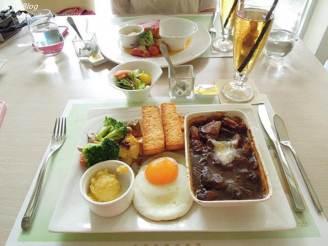 [食記]難得當貴婦的好去處~LARICHE瑞德餐飲歐式早餐、下午茶