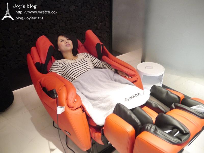 [體驗]還給你S-line的超威猛日本INADA稻田3S美體整姿按摩椅