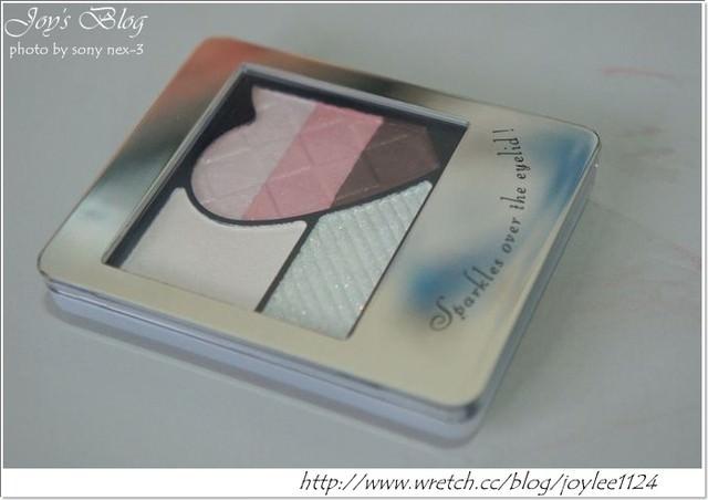[Make Up]Integrate彩虹甜心眼影盒(PK309)~你這個做作的小玩意!