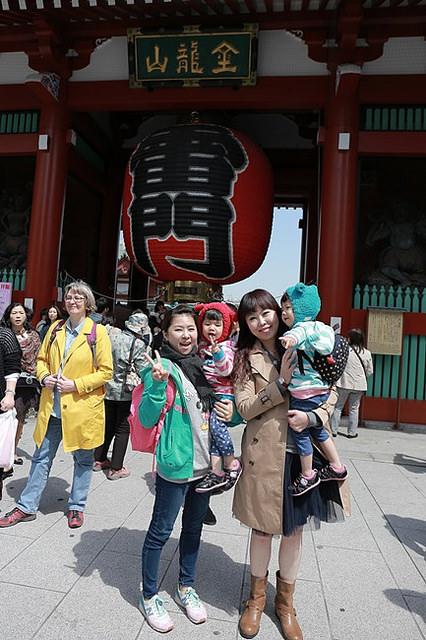 [日本]東京2015親子旅遊,淺草、晴空塔歡樂吃喝與逛街的好去處