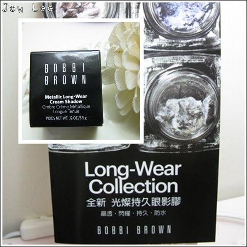 [情報]BOBBI BROWN秋妝新品-光燦持久眼影膠