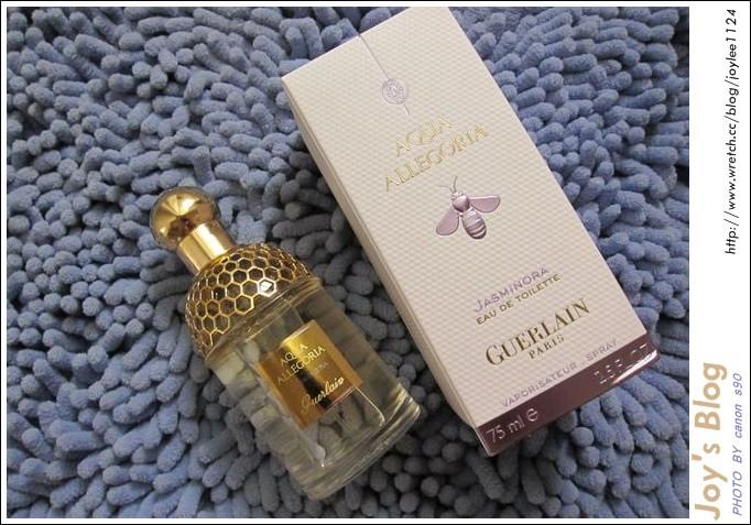 [試香]嬌蘭花草水語茉莉精靈淡香水~沾著晨露的新鮮茉莉花