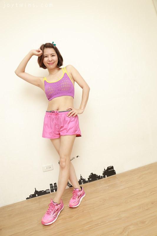 [運動潮穿搭]Mollifix瑪莉菲絲給你迷人舒適又時尚的的運動服貼感~