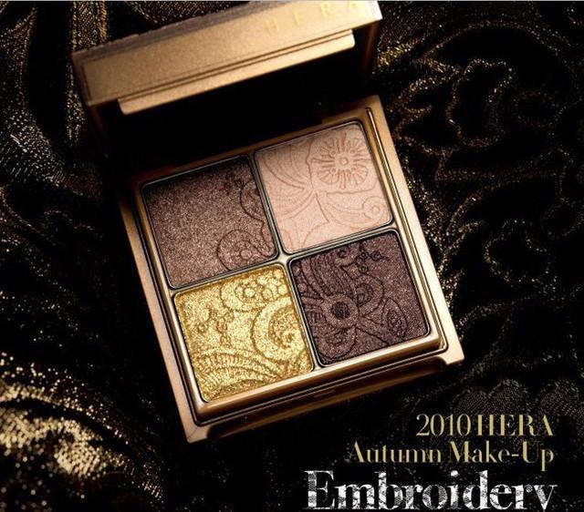 [Make up]HERA 2010秋冬眼影~奢華流金般的華麗