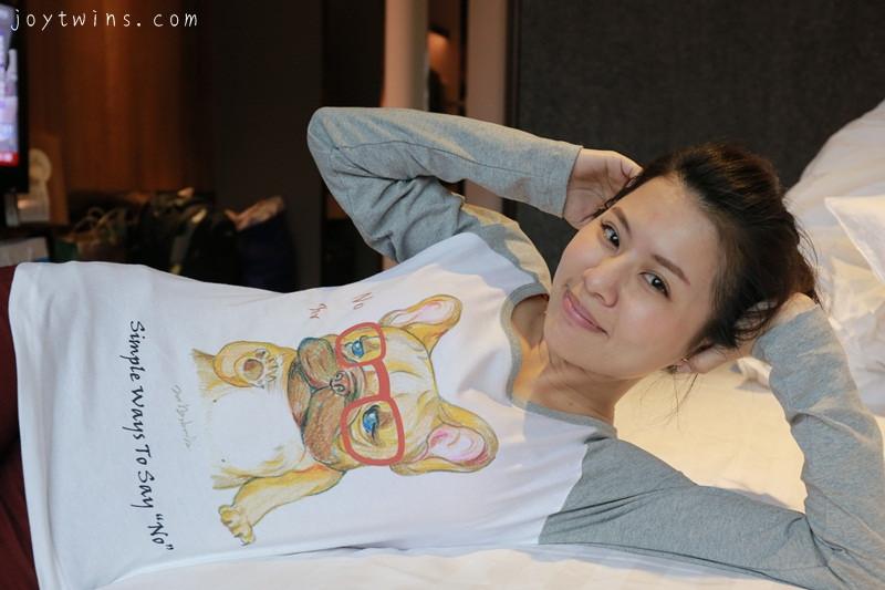 [穿搭]超可愛~超逼機~超原創的Fandora T恤~台灣創意100分!