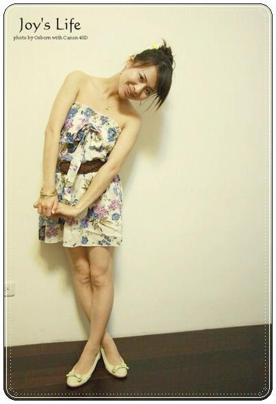[穿搭]早春氣息小洋裝&春意繽紛色塊彩妝