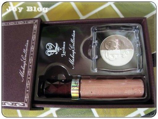 [彩妝新入荷]Lavshuca絕代風華藏寶盒01(古銅棕)