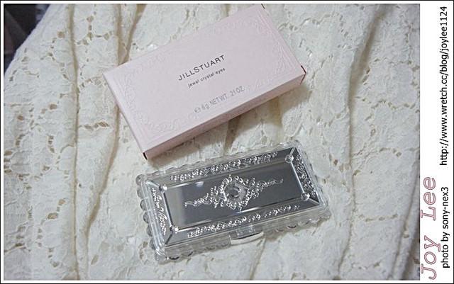 [Make up]公主般氣勢的JILL STUART 深魅眼彩寶盒(6g)