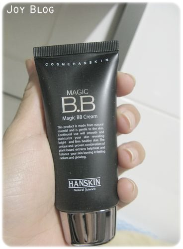 HANSKIN魔術裸妝BB霜 & 安迪沃荷展覽