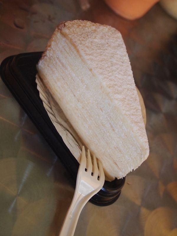 [甜點]高雄。苓雅~美味的千層蛋糕不一定要去台南才有!!瑪奇朵朵好食!