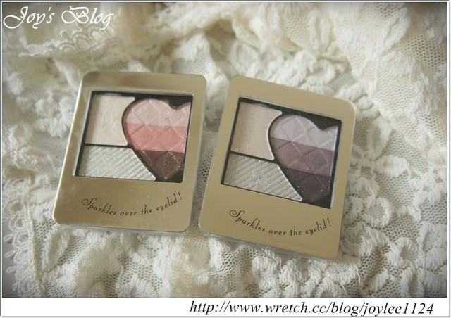 [Make up]無妖氣的Integrate彩虹甜心眼影盒(VI708)