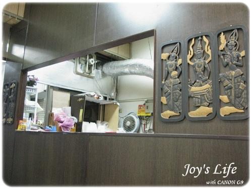 [高雄美食]便宜道地的泰式料理就在左營高鐵站對面~
