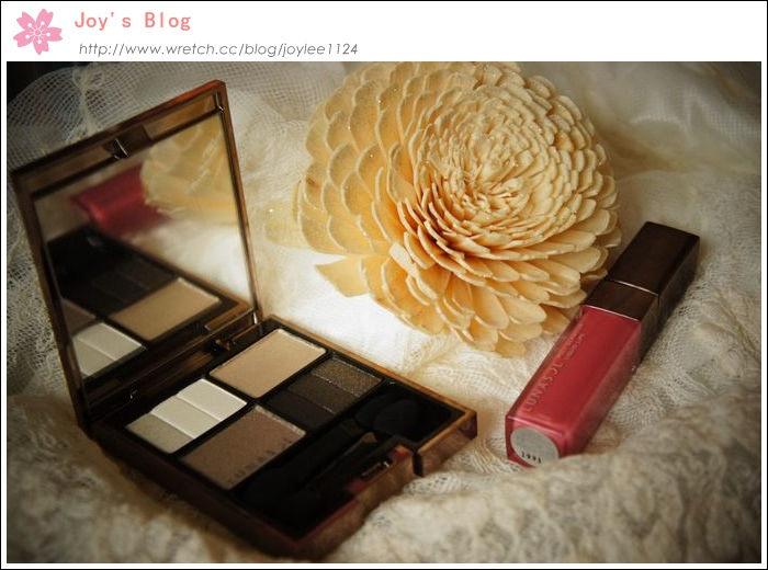 [Make up]佳麗寶Lunasul 2011秋冬彩妝光與影Beige!Beige!Beige!