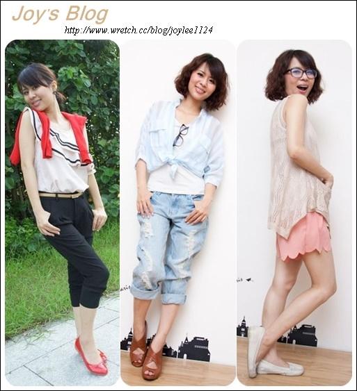 [試穿]平價流行韓式女孩風格- Mode c