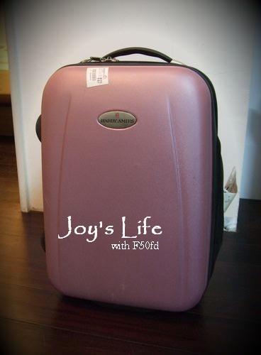 整理行李沒頭緒…