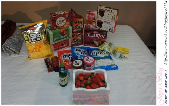 [首爾day 2]韓國連鎖的LOTTE MART血拼與燒肉晚餐