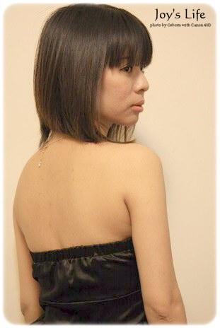 [穿搭]黑色小禮服洋裝與韓風大衣
