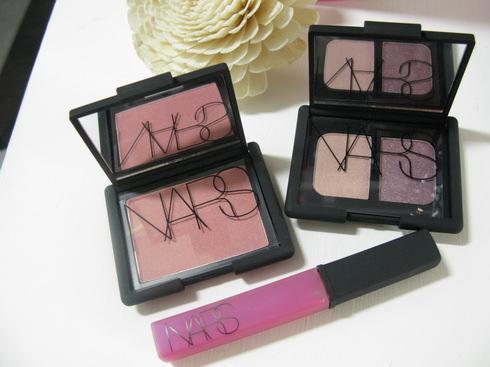 [Make up]Nars2010年春妝~低調霓虹感
