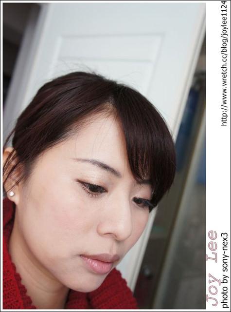 [Make up]Lavshuca 戀夜星燦3D眼影盒─BR-1