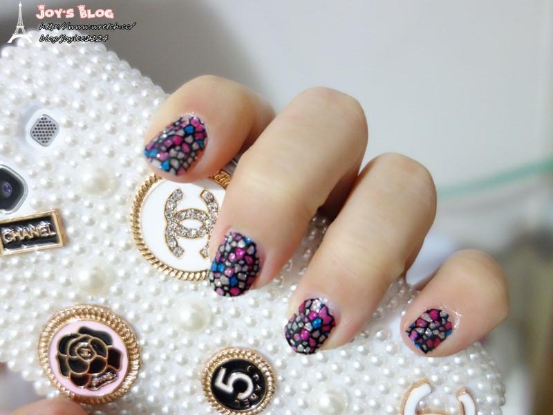 [Nail]自己動手DIY~輕鬆好看又專業的指甲貼!給指甲華麗變身!
